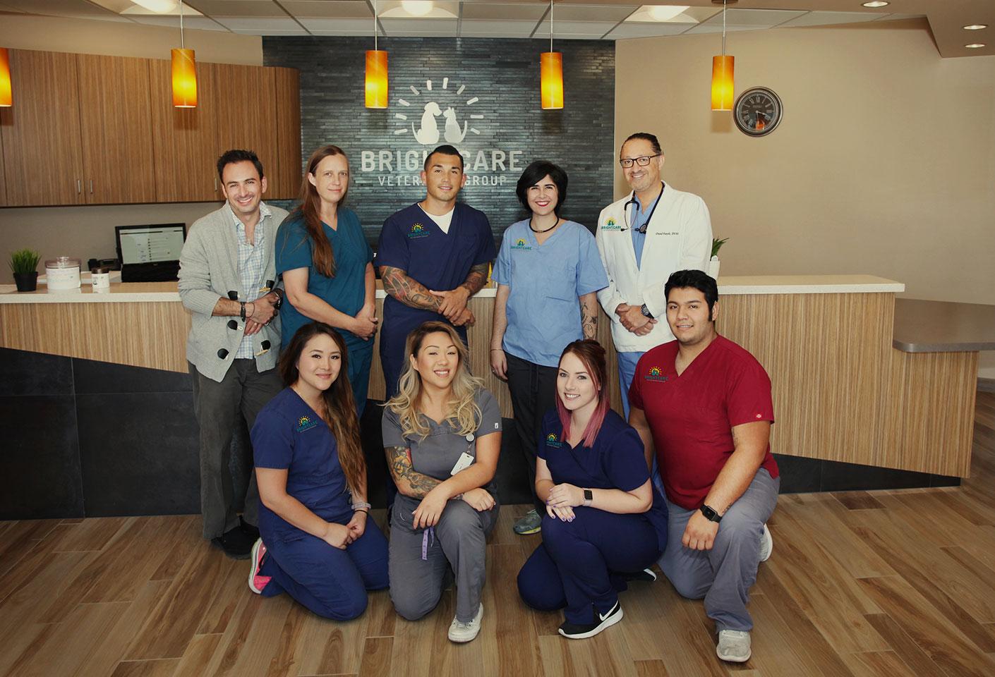 BrightCare Veterinary Group - Staff