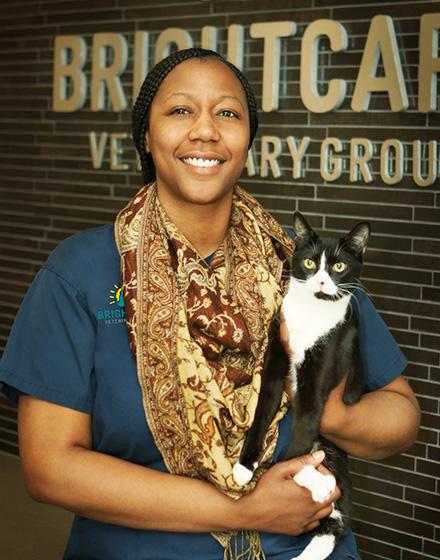 Dr. LaDissa Moore - Bright Care Animal ER